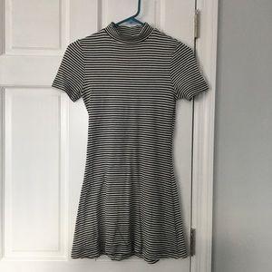 Striped nasty gal dress